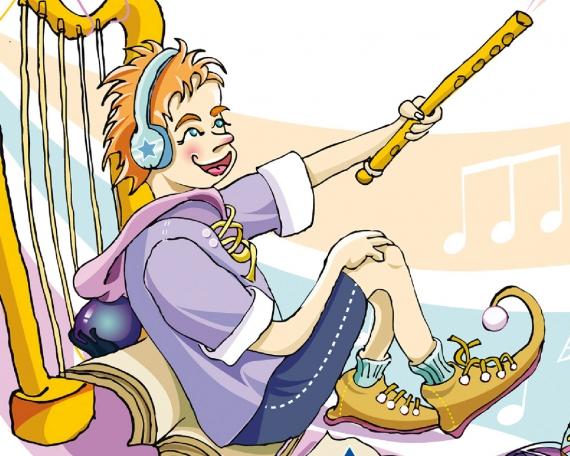 Musik, die schlau macht