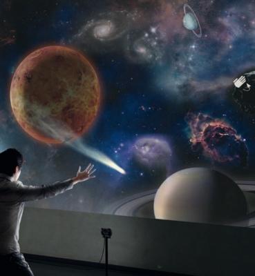 Virtual Solar System