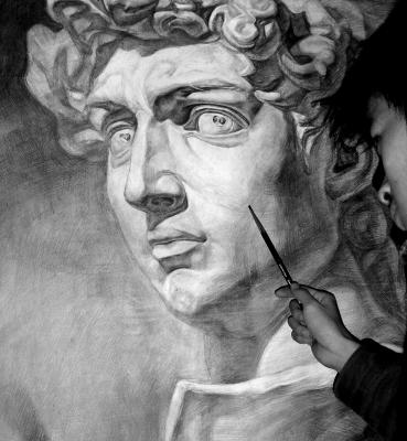 Plaster Sketch