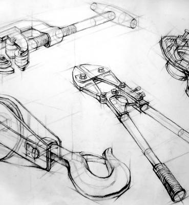 Sketch Werkzeuge